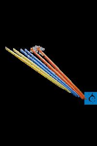 Moonlab® Impfösen 1 µl, steril, blau, 40 x 25 Stk Sterile Einmal-Impföse für die keimfreie Arbeit...