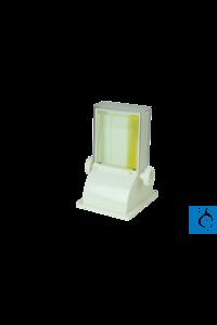 Moonlab® Objektträgerspender, ABS, weiß, für 72 Objektträger (26x76mm) Moonlab® Slide dispenser,...