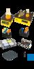 neoLab Orbital Shaker, Plattform 168 x 168 mm, Amplitude 20 mm Der kleinere Shaker (7-0030) wird...