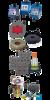 neoLab® Vortex Genie 2 Digital, 2850 UpM Vortex-Genie ® , der universelle Kleinschüttler mit...