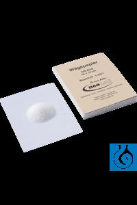 neoLab® Wägepapier-Block, 100 x 133 mm, 250 Blatt/Block Wägepapier in bester Qualität und in...