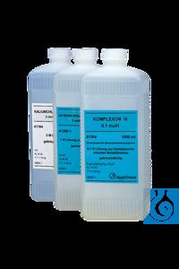 neoLab® Elektrolyt-Lösung KCl, 3 mol, 1000 ml Gebrauchsfertige Lösungen Best.-Nr. 4-1068 KCl 3...