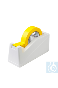 neoLab® Abroller für Klebebänder mit 19 mm Breite Klebebandabroller aus Kunstoff Stabile...