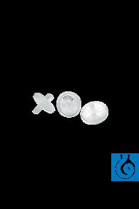 Ahlstrom ReliaPrep-Spritzenvorsatzfilter, Teflon (PTFE) D: 25 mm, unsteril,...