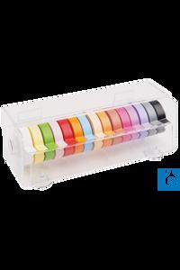 neoLab Multitape dispenser for rolls up to 7.62 cm inner Ø Handy dispenser made of resilient...