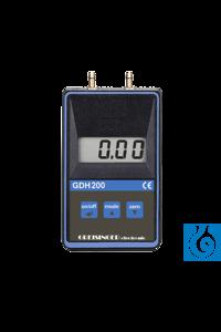 neoLab® Digital-Feinmanometer für Über-, Unter- und Differenzdruck neoLab-Digital-Feinmanometer...