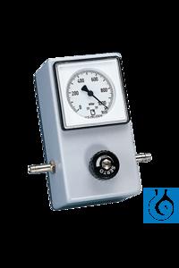 neoLab® Fein-Vakuum-Messgerät mit Regler, für Innen-Ø 8-9 mm, 1020-0 mbar Ärger mit dem...