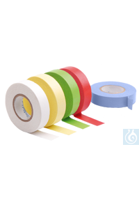 neoTape®-Labeling adhesive tape assortment pack Self-adhesive, colored labeling tapesfor...