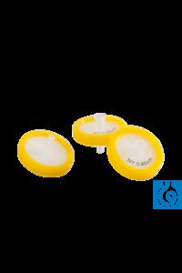 qpore® Spritzenvorsatzfilter, Nylon, unsteril, hydrophil, 0.22 µm, Ø 17 mm, 100 qpore bietet ein...