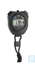 neoLab Stopwatch with lanyard: 1/100 sec, clock, split time, date with weekday, hourly chime,...