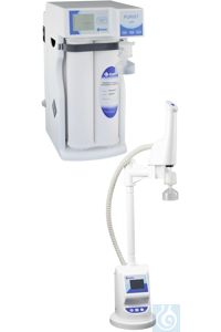 neoLab® Reinstwassersystem Purist neoLab® Ultrapure Lab water system Purist
