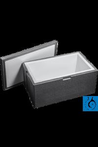 neoLab® Hochwertige Thermobox aus EPP, 63 Liter Die preisgekrönte nach Afnor...