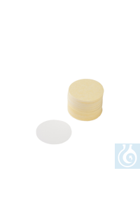 Ahlstrom ReliaDisc-Membranfilter, Cellulose Nitrat (CN), weiß, ohne Gitter,...