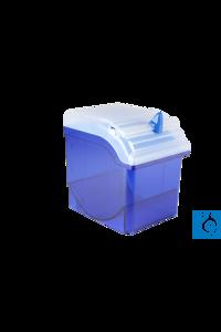Moonlab® Parafilm M-Spender- & Cutter, ABS, blau, f. 5-10cm (2 - 4?) breite Roll Der Moonlab...