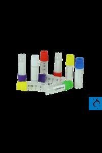 Cryomaster® Kryoröhrchen mit Außengewinde, 2.0 ml, Standring, 1D-Barcode, weiße Die Cryomaster®...
