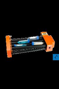 Sunlab® Taumel-Rollenmischer mit 4 Rollen Der Sunlab® Taumel-Rollenmischer...