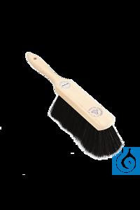 neoLab® Labor-Handfeger, 30 cm lang Aus Holz, unlackiert, mit feinem...