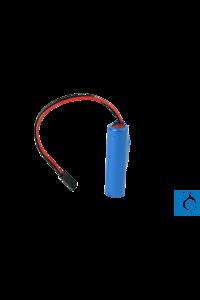 Sunlab® Ersatz-Akku für D-8700 Effizienter Lithiom-Ion Akku.  Für eine lange...