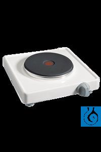 neoLab® Blitzkochplatte, 180 mm Ø Preiswerte Blitz-Kochplatte, auch für den Laborbereich. Mit...