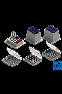 Reaktions-Wechselblöcke WB für 96 x 0,2 ml PCR Reaktionsgefäße...