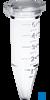 ecoLab Safety-Cap Reaktionsgefäße transparent, steril, 0,5 ml 50 Stück/Pack...