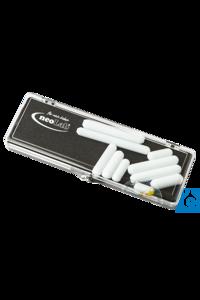 neoLab Magnetic stirring bar standard set, 10 pcs/set Die gebräuchlichsten Magnetrührstäbchen in...