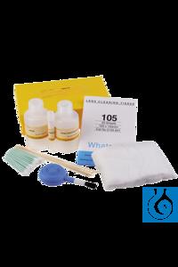 neoLab® Optik-Reinigungsset f. Mikroskope, 10-tlg. im Karton Alles, was Sie zur schonenden...