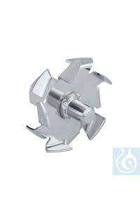 R 1402 Dissolver Für EUROSTAR 20 high speed digital  Arbeitsbereich: 1 - 30 l  Durchmesser: 40 mm