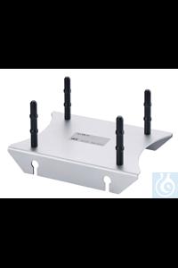 VX 11 Basic holder Attachment for test tube inserts VX 11 Basic...