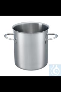 H 1500 H 1500 Beaker, stn. steel, 1.5 l