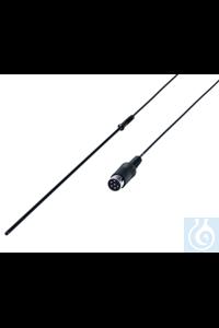 PT 1000.90 Temperaturmessfühler, beschichtet Für die Magnetrührer RCT basic, RET basic und die...