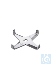 IKA MultiDrive MI 250.2 Star shaped cutter, stainless steel IKA MultiDrive MI...
