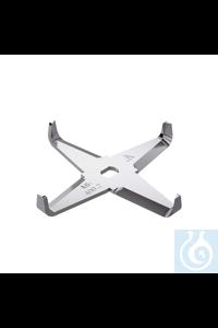 IKA MultiDrive MI 400.2 Star shaped cutter, stainless steel IKA MultiDrive MI...