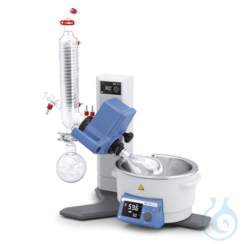 RV 8 V Rotary evaporator