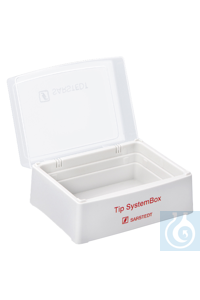 Pipette tip box xs/s stacking box   Pipette tip box xs/s stacking box