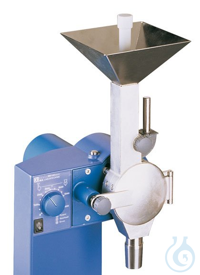 MF 10.1 Cutting-grinding head For crushing fibrous substances such as paper...
