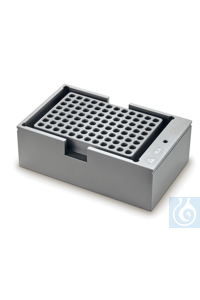 DB 6.3 Double block, 1 x 96 - well PCR plate, for 0,2 ml tubes, Pore size 6,4...