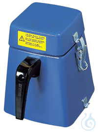 M 20.1 Grinding chamber, 250 ml  A second grinding chamber ensures effective...
