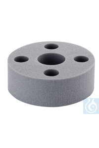 MS 1.33 Test tube insert, 4xØ16 mm