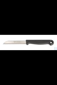 Messer schwarz, Klinge 8 cm