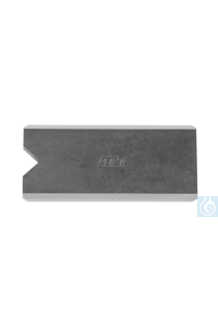 Replacement blade 40x20x1,5mm