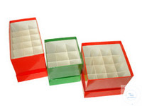 80Panašios prekės Storage boxe type C - 122x122x128 mm -, standard, blue - 3x3 Storage box type...