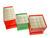 80Artikel ähnlich wie: Lagerkassette Typ C 122x122x128 mm,, standard, blau - 3x3 Lagerkassette Typ...