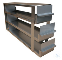 9Articles like: Drawer rack for upright freezers for 4, boxes 136x136x103 mm (3D/2H)...