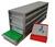 48 Artikel ähnlich wie: Edelstahl-Schrankeinschub f.6 Boxen, 136x136x53 mm Edelstahl-Schrankeinschub...