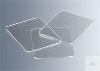 Deckgläser für Zählkammern und Hämacytometer