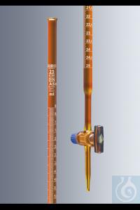 8samankaltaiset artikkelit Burettes acc. to Mohr 10:0.02 ml, class AS, straight stopcock with NS glass...
