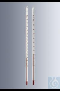 Chemische Thermometer -10+110:1 °C,