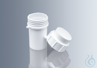 Slide mailers, made of break-resistant polypropylene, with screw cap, for up to 10 microscope...