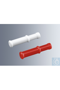 2Artikelen als: Mouthpieces, white polystyrene, suitable for our tubings for blood diluting...